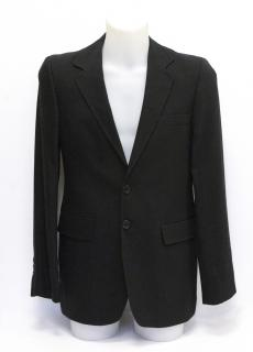 Ann Demeulemeester, new wool blazer
