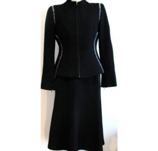 Alexander McQueen Wool Suit