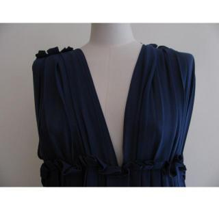 Bottega Venetta Cotton Maxi Dress