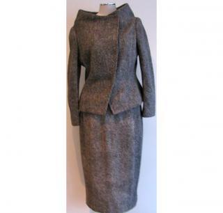Donna Karen 2 Piece Wool Suit