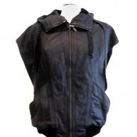 Twenty8Twelve leather gilet