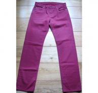 7 For All Mankind Dark Red