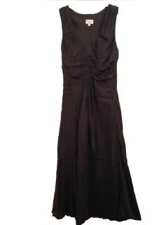 Paul Smith Women Black Silk Dress