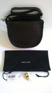 Sophie Hulme Black Clutch Bag
