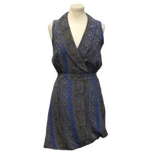 Sara Berman silk dress