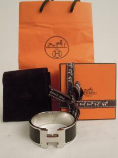 Hermes hardly ever worn it - Dimensions clic clac ...