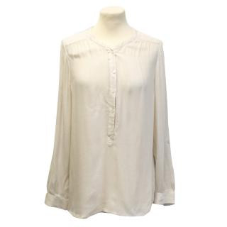 Joie cream blouse