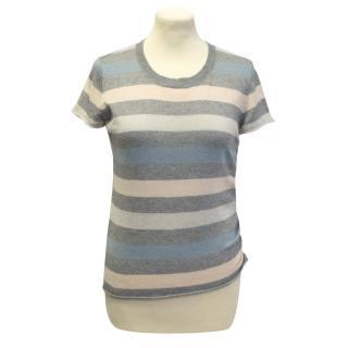 Farhi striped jumper