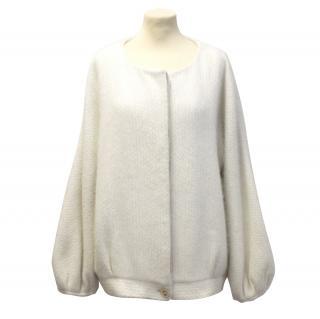 Freda cream coat