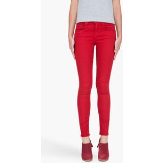 Rag & Bone red jeans