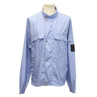 Louis Vuitton pale blue jacket