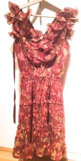 Marc Jacobs Ruffled Cotton Dress
