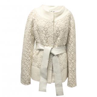 La Perla cream coat