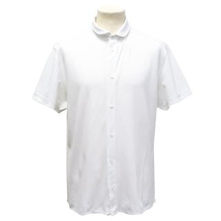 Bottega Veneta white shirt