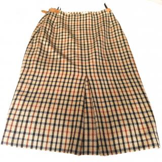 Daks Pure Wool Skirt