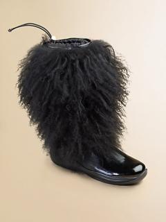 Prada girls boots size 9 junior