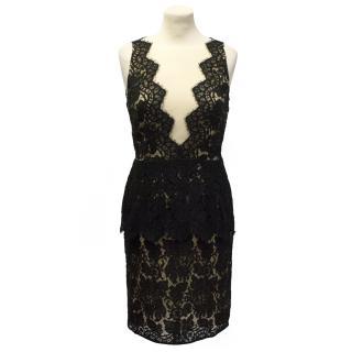 Adriana Minari black dress