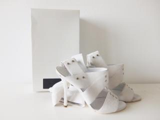 Edmundo Castillo for Narciso Rodriguez shoes