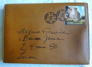 Dunhill Envelope Wallet