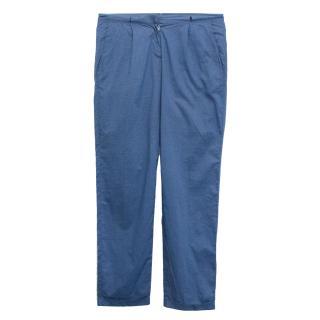 Twenty8Twelve blue tapered trousers