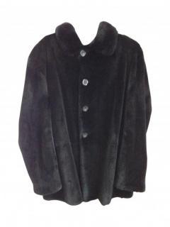 Vinicio Pajaro mink coat