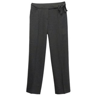 Joseph smart grey trousers