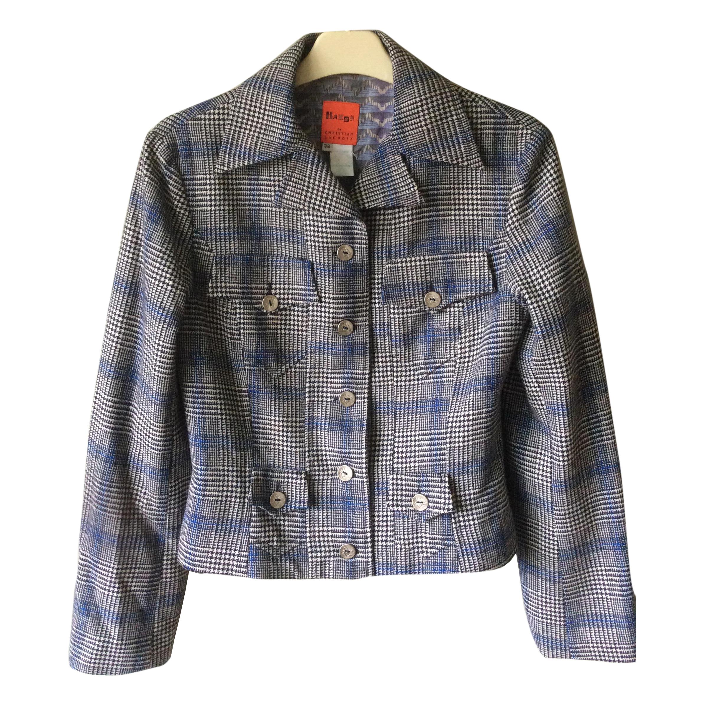Bazar de Christian Lacroix short jacket