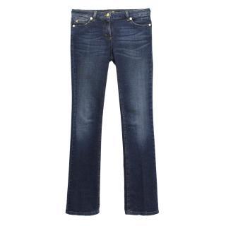 Roberto Cavalli straight cut denim jeans