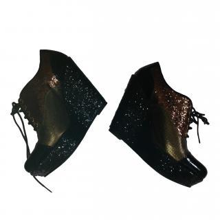 Ras wedge shoes