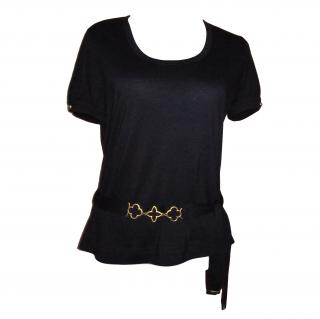 Louis Vuitton Belted Top