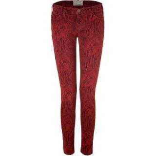 Current/Elliott red jeans