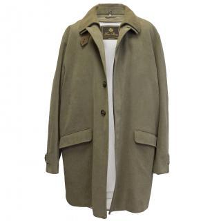 Loro Piana silk blend jacket