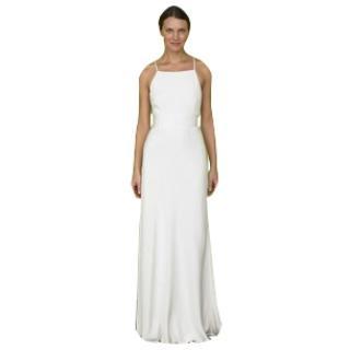J. Crew Ivory Silk 'Madelyn' Wedding Dress New