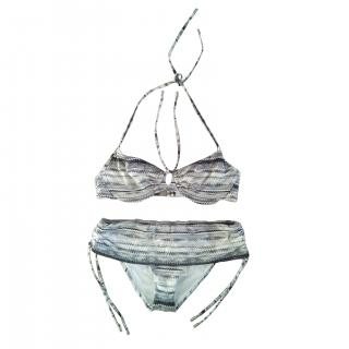 Calvin Klein monochrome bikini