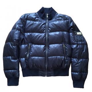 Dolce gabbana puffer jacket