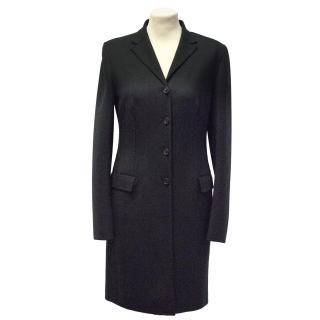 Piazza Sempione black coat
