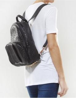Alexander Wang Dumbo Leather Backpack - brand new