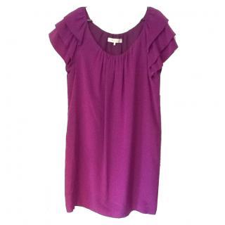 Gerard Darel silk dress - size 16