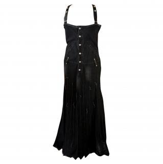 Marithe & Francois Girbaud denim dress