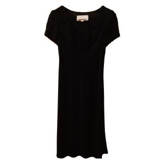 Emma Somerset black dress