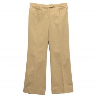 Joseph beige trousers