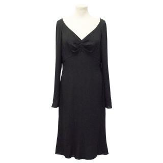 Escada Black Dress