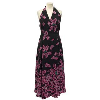 Temperley Halterneck dress