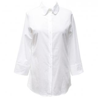 Agnes B white shirt