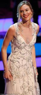Joss Stone / Laura Wright Yuvna Kim embellished dress