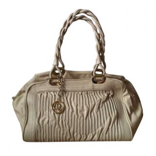 Bally beige handbag