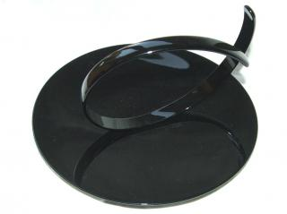 SONIA RYKIEL plastic beret