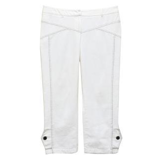 Sportmax 3/4 length jeans