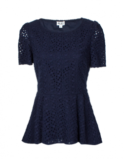 Alice by Temperley navy top