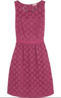 Collete crochet dress